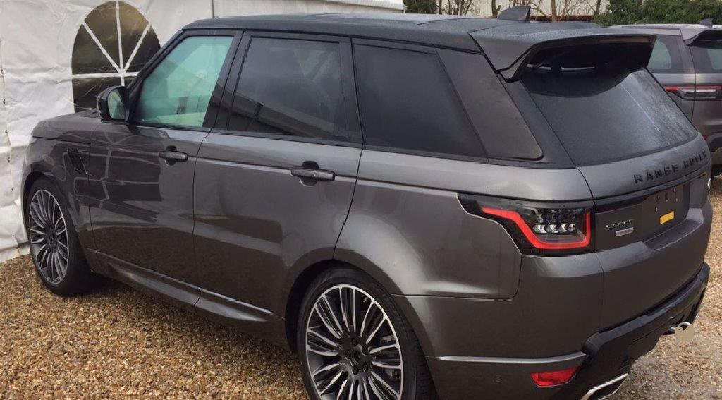 2018 Facelift Conversion For All 2013 Onwards Range Rover