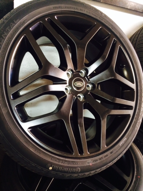 22 Quot Alloy Wheels And Tyres 5 Split Spoke Style 17 For
